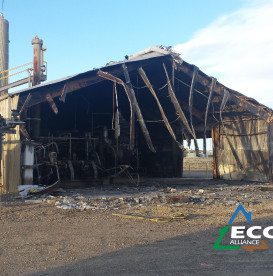 Burned Compressor Building Video