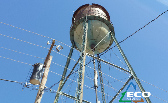 Water Tower OK-01
