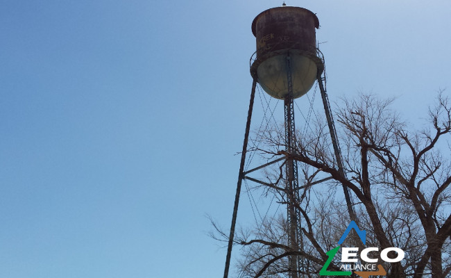 Water Tower OK-03