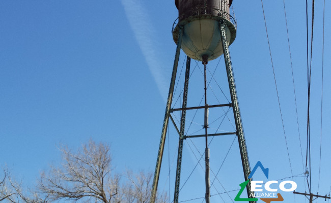 Water Tower OK-04