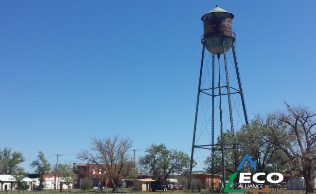 Water Tower OK-07