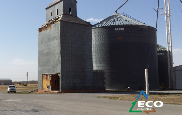 Before & After: Wood Feed Mill