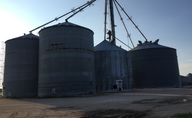 Grain Storage Facility Demo TX_2
