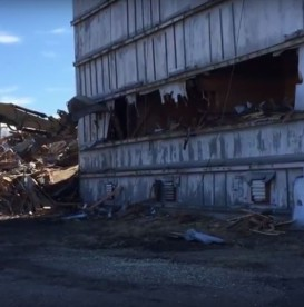 Eco Alliance Feed Mill Demolition #6