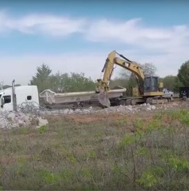 Eco Alliance Site Cleanup Time Lapse #1